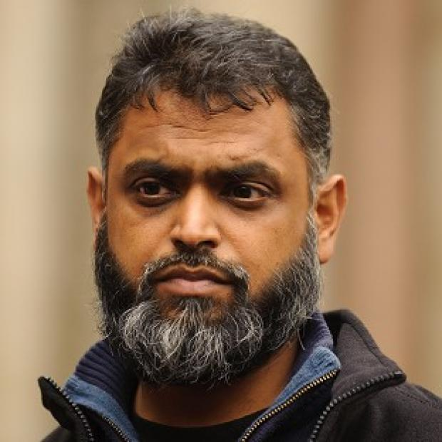 Times Series: Moazzam Begg is among four people arrested on suspicion of Syria-related terrorism offences