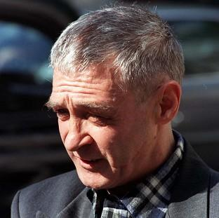 Paddy Hill claims two men have been sent letters