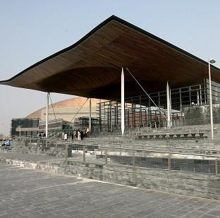 The National Assembly for Wales, based in
