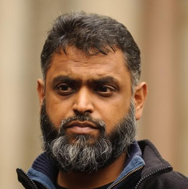 Times Series: Former Guantanamo Bay detainee Moazzam Begg has been remanded in custody charged with Syria-related terror offences