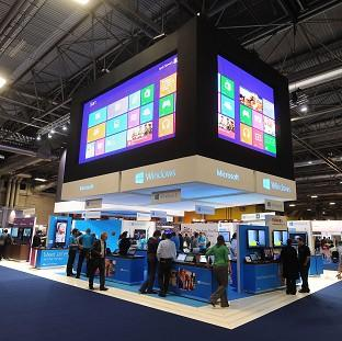 Times Series: The NEC in Birmingham hosts events such as the Gadget Show Live