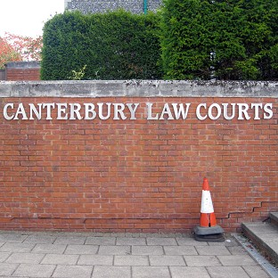 A judge at a court in Canterbury has agreed to the adoption of a girl due to fears about her grandfather