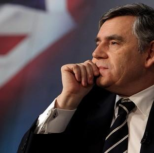 Times Series: Gordon Brown will propose six constitutional changes to revamp the UK's relationship with Scotland