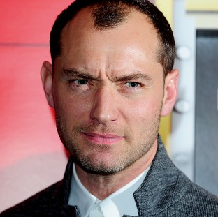 Jude Law has been nominated for an Olivier Award