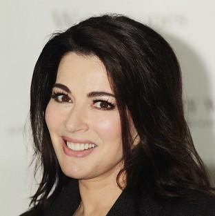Nigella Lawson was one of the judges on The Taste