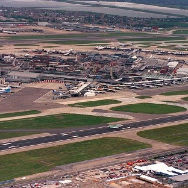 Times Series: Heathrow Airport's new �2.5 billion Terminal 2 will open in June