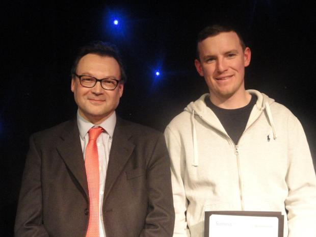 Brothers win apprenticeship awards