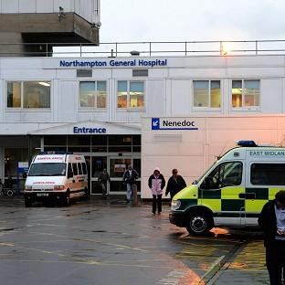 Michael Parkes no longer wanted to live, the inquest at Northampton General Hospital was told