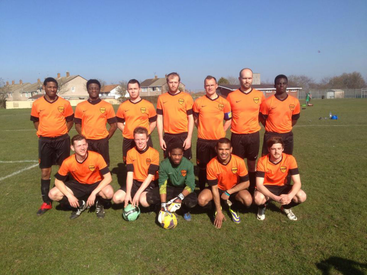 Barnet Deaf FC says it is fed up with the 'appalling' treatment it says it has received from the council's parks team
