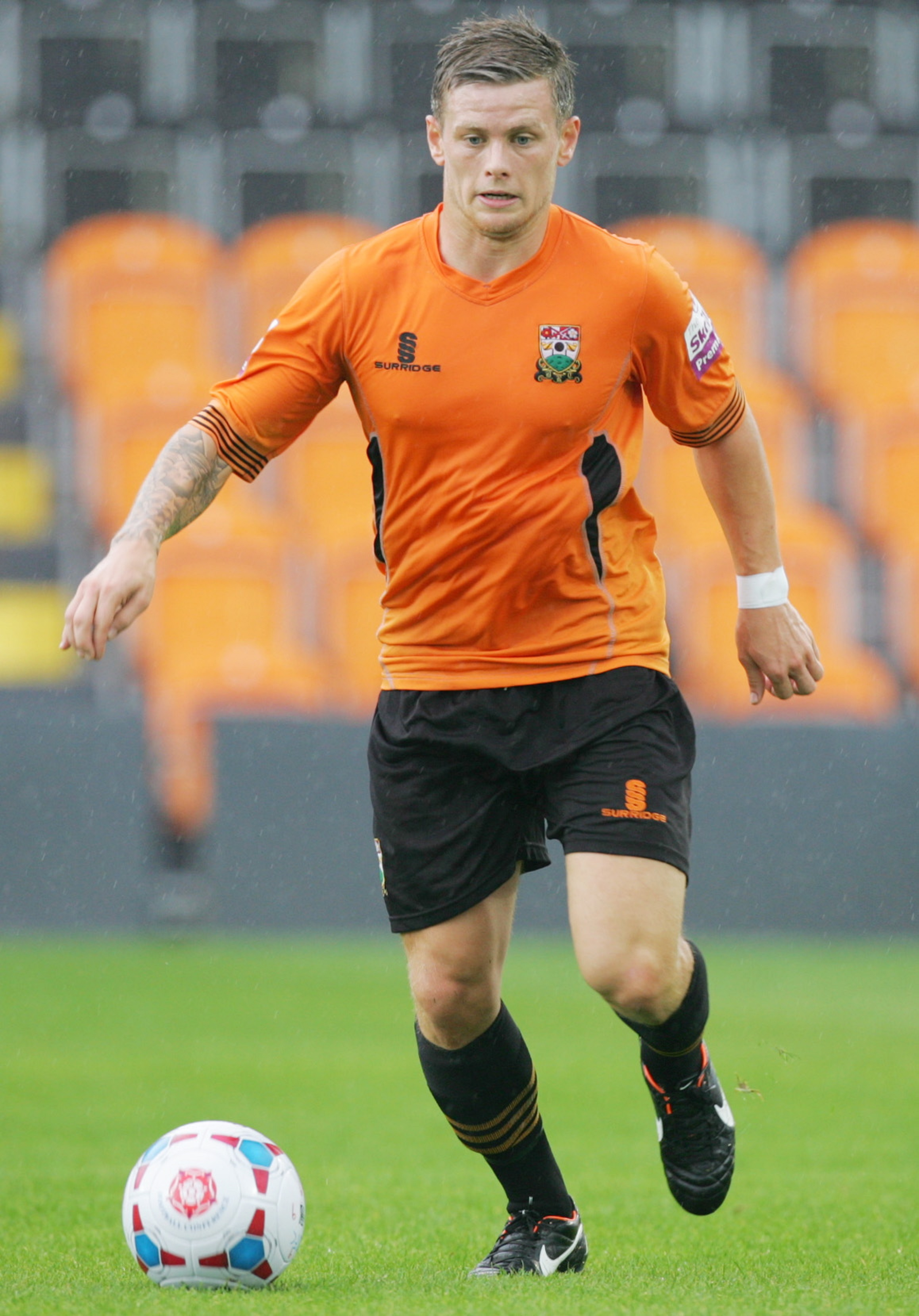 Mark Byrne could return for Barnet. Picture: Action Images