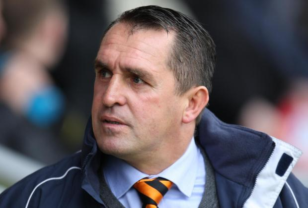 After making eight changes at Nuneaton, Martin Allen will pick his