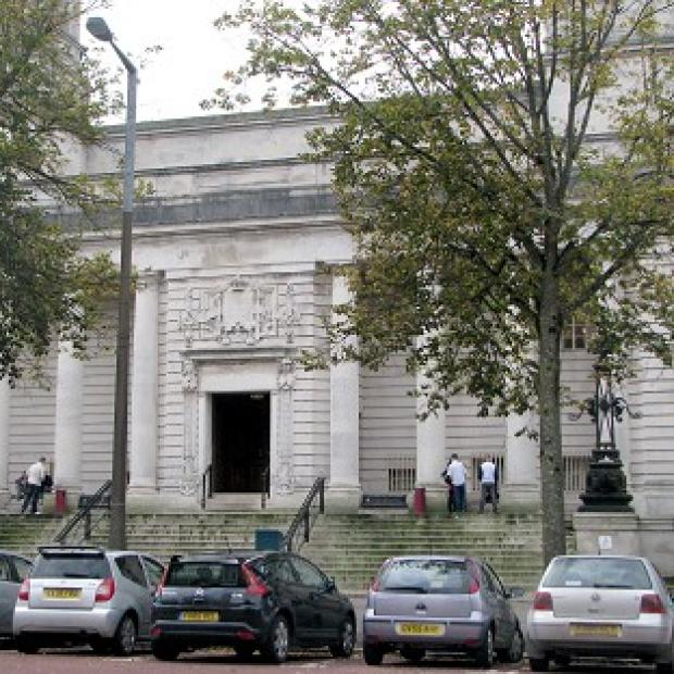 Times Series: A teacher convicted of drugs offences was jailed at Cardiff Crown Court