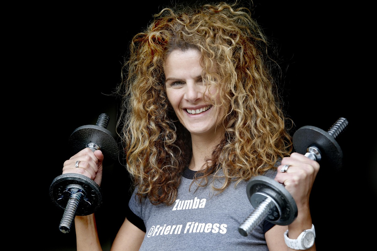 Helen Eracli has been recognised with two awards from online forum Netmums on the verge of her 20 year anniversary as a fitness instructor