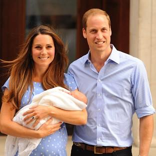 William and Kate are said to be delighted nanny Maria Teresa Turrion Borrallo h