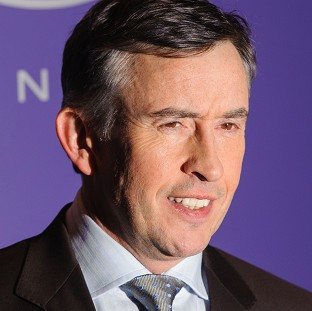 Actor Steve Coogan has said he feels a
