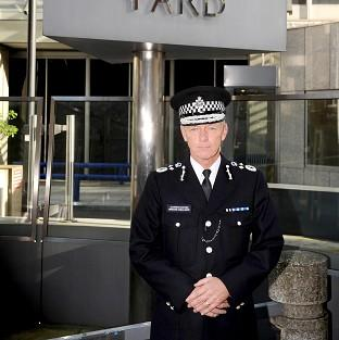 Metropolitan Police Commissioner Sir Bernard Hogan-Howe was subjected to a grilling by the Home Affairs Select Committee