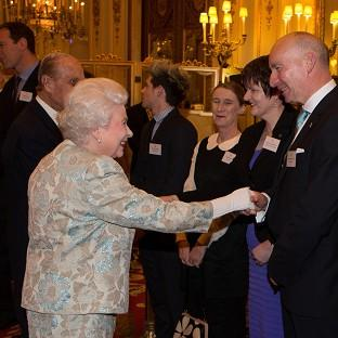 The Queen recognised fishmonger Pat O'Connell from her visit to Ireland in 2011
