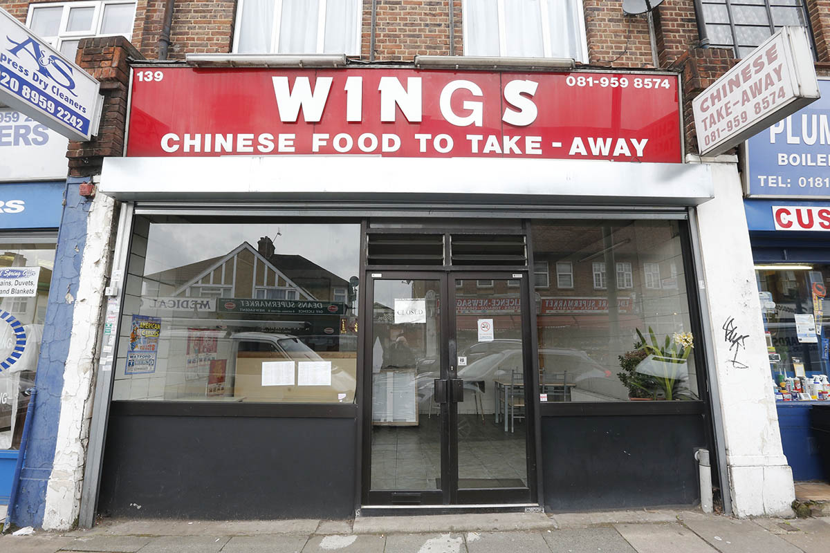 The Times Series has named and shamed Barnet's ten worst takeaways