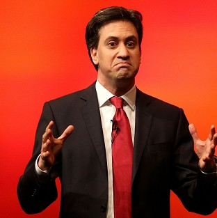 Labour leader Ed Miliband accepts that there are issue with the NHS in Wales