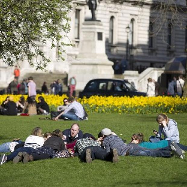 Times Series: Britain will be warmer than mainland Spain and Ibiza next week as temperatures here reach 20C (68F), forecasters say.
