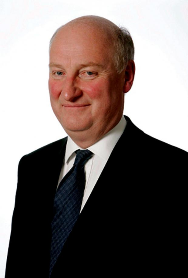 Times Series: Leader of the council, Councillor Richard Cornelius.