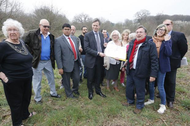 Campaigners will continue to 'fight for the greenbelt' after mausoleum plans dropped