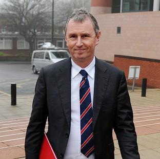 Former deputy speaker of the House of Commons Nigel Evans faces nine charges of sexual offences