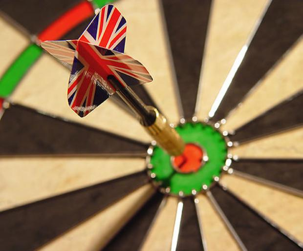 Potters Bar & District Darts League results