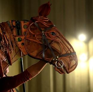 Musicians connected to War Horse are fighting to avoid being replaced by a soundtrack.