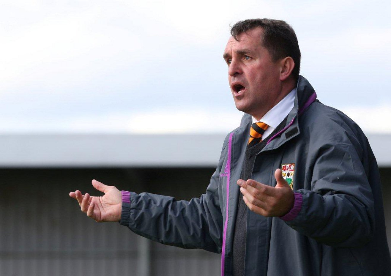 Allen admits Barnet's play-off dream is over