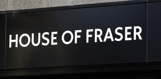 Times Series: House of Fraser could double its number of stores