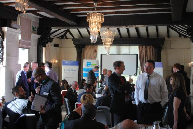 Times Series: Business breakfast to help revive Potters Bar