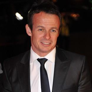 Times Series: Former English rugby union player Austin Healey felt an earthquake in Oakham.