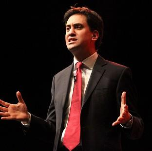 Times Series: Labour leader Ed Miliband has been warned he must demonstrate credible policies