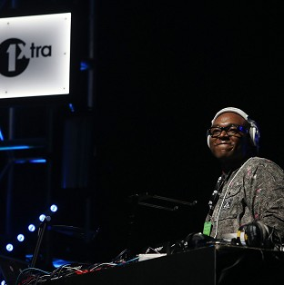 DJ MistaJam will play the event at the Riverside Museum in Glasgow in May