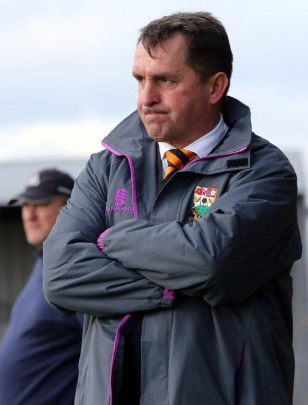 Times Series: Martin Allen says Barnet must match teams physically next term if they are to win promotion. Picture: Action Images
