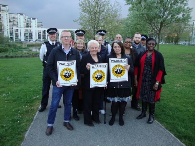 Neighbourhood Watch scheme launched in Grahame Park