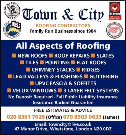 Town & City Roofing