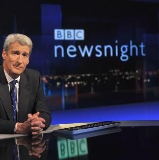 Jeremy Paxman has worked on Newsnight for