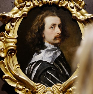A self-portrait by Sir Anthony Van Dyck has been saved for the nation after an appeal raised �10m