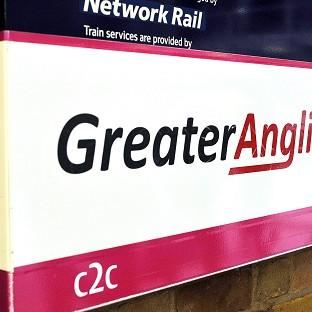 Investigators studied an incident in which a Greater Anglia train hit a stationary train at platform six at Norwich station