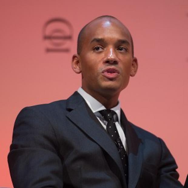 Times Series: Chuka Umunna said he has no problem with people earning a lot of money