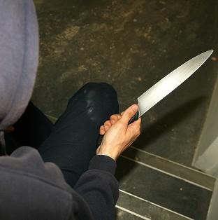 The coalition Cabinet is divided over the punishment of knife offenders