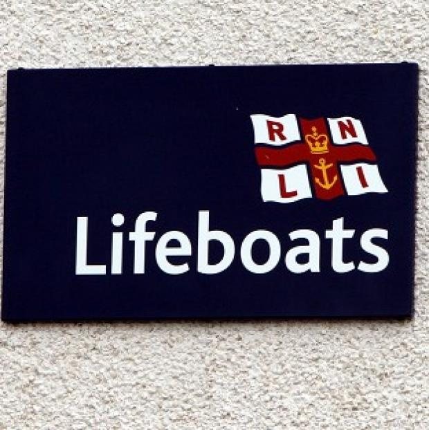 Times Series: Two RNLI lifeboats and two nearby boats rescued the 12 canoeists
