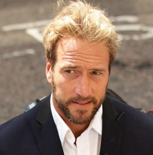 Times Series: Ben Fogle has told how he fought off a mugger