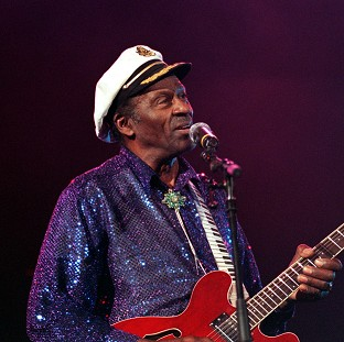 Chuck Berry is to be honoured with an award said to be the musical equivalent of a Nobel prize