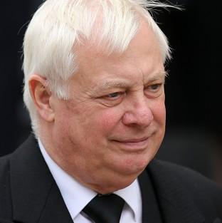 Lord Patten is stepping down from his