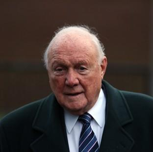 Stuart Hall told police he was