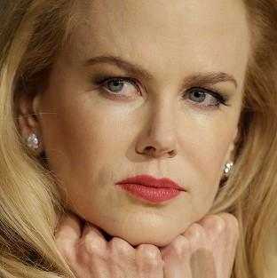 Actress Nicole Kidman during a press conference for the film Grace of Monaco at the 67th internatio