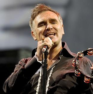 Morrissey is a prominent vegetarian and vocal opponent of the